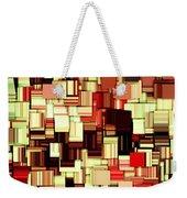 Modern Abstract Art Xvii Weekender Tote Bag