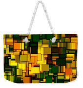 Modern Abstract Xxii Weekender Tote Bag by Lourry Legarde