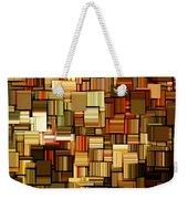 Modern Abstract Xxiii Weekender Tote Bag