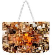 Modern Abstract Xxvi Weekender Tote Bag
