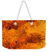 Modern Abstract Xxviii Weekender Tote Bag