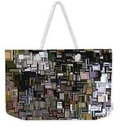 Modern Abstract Xxxii Weekender Tote Bag