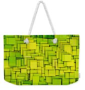 Modern Abstract Xxxiii Weekender Tote Bag by Lourry Legarde