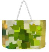 Modern Abstract Xxxv Weekender Tote Bag