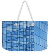 Modern Architecture Abstract Weekender Tote Bag