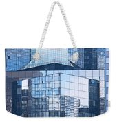 Modern Architecture Detail Weekender Tote Bag