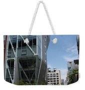 Modern Architecture - Nyc Weekender Tote Bag