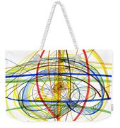 Modern Drawing Fourteen Weekender Tote Bag