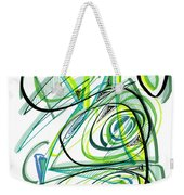 Modern Drawing Sixty Weekender Tote Bag