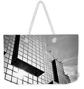 Modern Glass Building Weekender Tote Bag