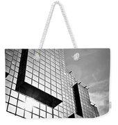 Modern Glass Building Weekender Tote Bag