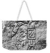 Modern Hieroglyphics Vii Weekender Tote Bag