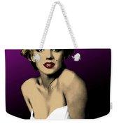 Modern Marilyn Weekender Tote Bag