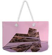 Modern Reflections ... Weekender Tote Bag by Juergen Weiss