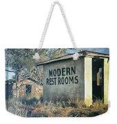 Modern Restrooms Weekender Tote Bag
