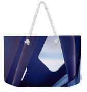 Modern Serenity Weekender Tote Bag