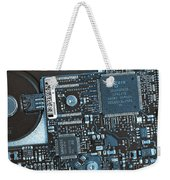 Modern Technology Weekender Tote Bag