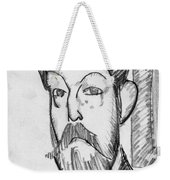 Modigliani - Paul Alexander Weekender Tote Bag