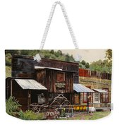 Mogollon-theatre-new Mexico  Weekender Tote Bag