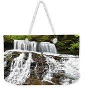 Mohawk Falls Weekender Tote Bag