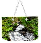 Mohican Falls Weekender Tote Bag