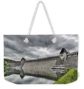 Mohne Dam Wide View Weekender Tote Bag
