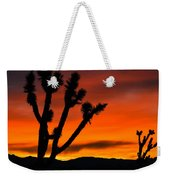 Mojave Morning Weekender Tote Bag