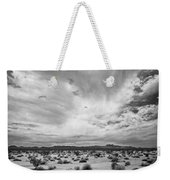 Mojave National Preserve Weekender Tote Bag