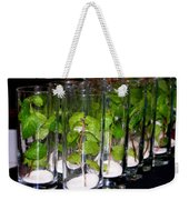 Mojitos In The Making Weekender Tote Bag