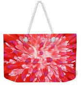 Molokai Bromeliad Weekender Tote Bag by James Temple