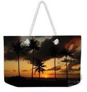 Moloki Sunset Weekender Tote Bag