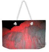 Molten Cherry Weekender Tote Bag