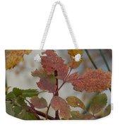 Molting Leaves  Weekender Tote Bag