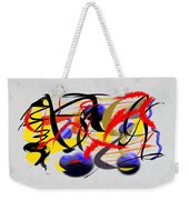 Moment Captured In Time Weekender Tote Bag