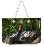 Momma Swan Weekender Tote Bag