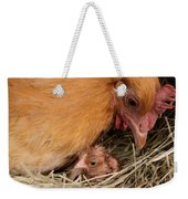 Moms First Look Weekender Tote Bag