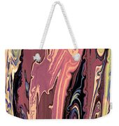 Mom's Venetian Glass Vase 16 Weekender Tote Bag