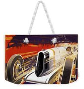 Monaco Grand Prix 1930 Weekender Tote Bag