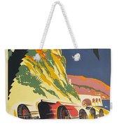 Monaco Grand Prix 1932 Weekender Tote Bag