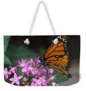 Monarch 2 Weekender Tote Bag