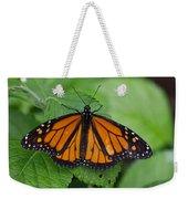 Monarch 3 Weekender Tote Bag