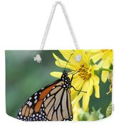Monarch Beauty Weekender Tote Bag