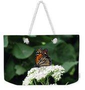Monarch Butterfly 45 Weekender Tote Bag