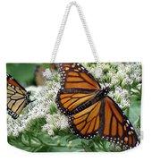 Monarch Butterfly 52 Weekender Tote Bag