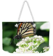 Monarch Butterfly 58 Weekender Tote Bag