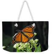 Monarch Butterfly 60 Weekender Tote Bag