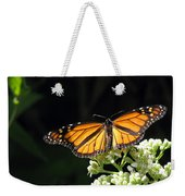 Monarch Butterfly 61 Weekender Tote Bag