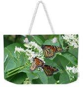 Monarch Butterfly 65 Weekender Tote Bag