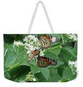 Monarch Butterfly 66 Weekender Tote Bag