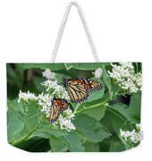 Monarch Butterfly 67 Weekender Tote Bag